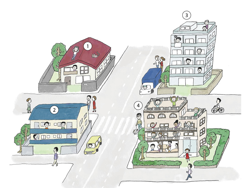 【住まいの違い編】学生はどんな家に住んでるの?|住まいの知っておきたいコト