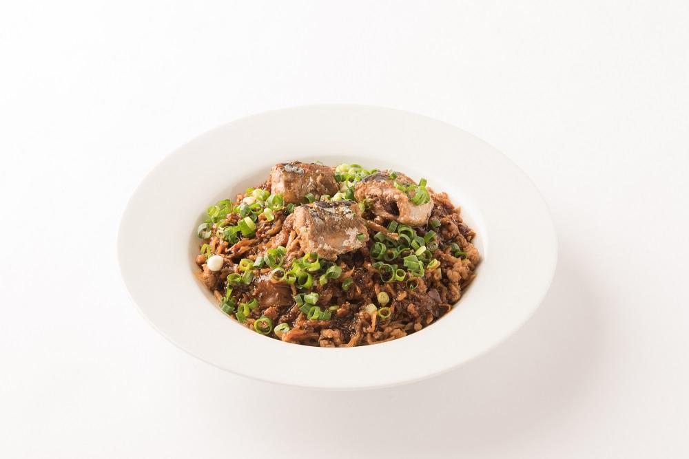 ピリ辛サンマーボー丼|受験生におすすめレシピ「受験メシ」#11